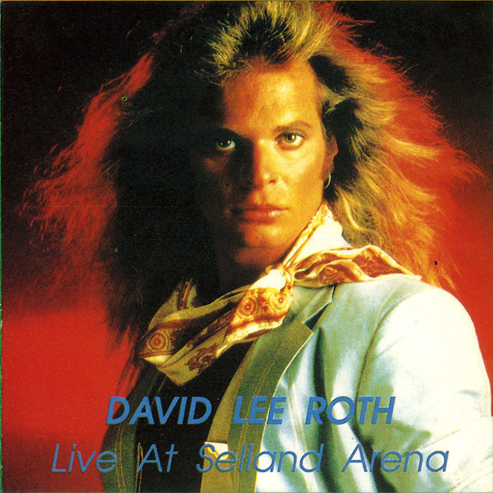David Lee Roth Bootleg Live At Selland Arena Good Karma Karma 012